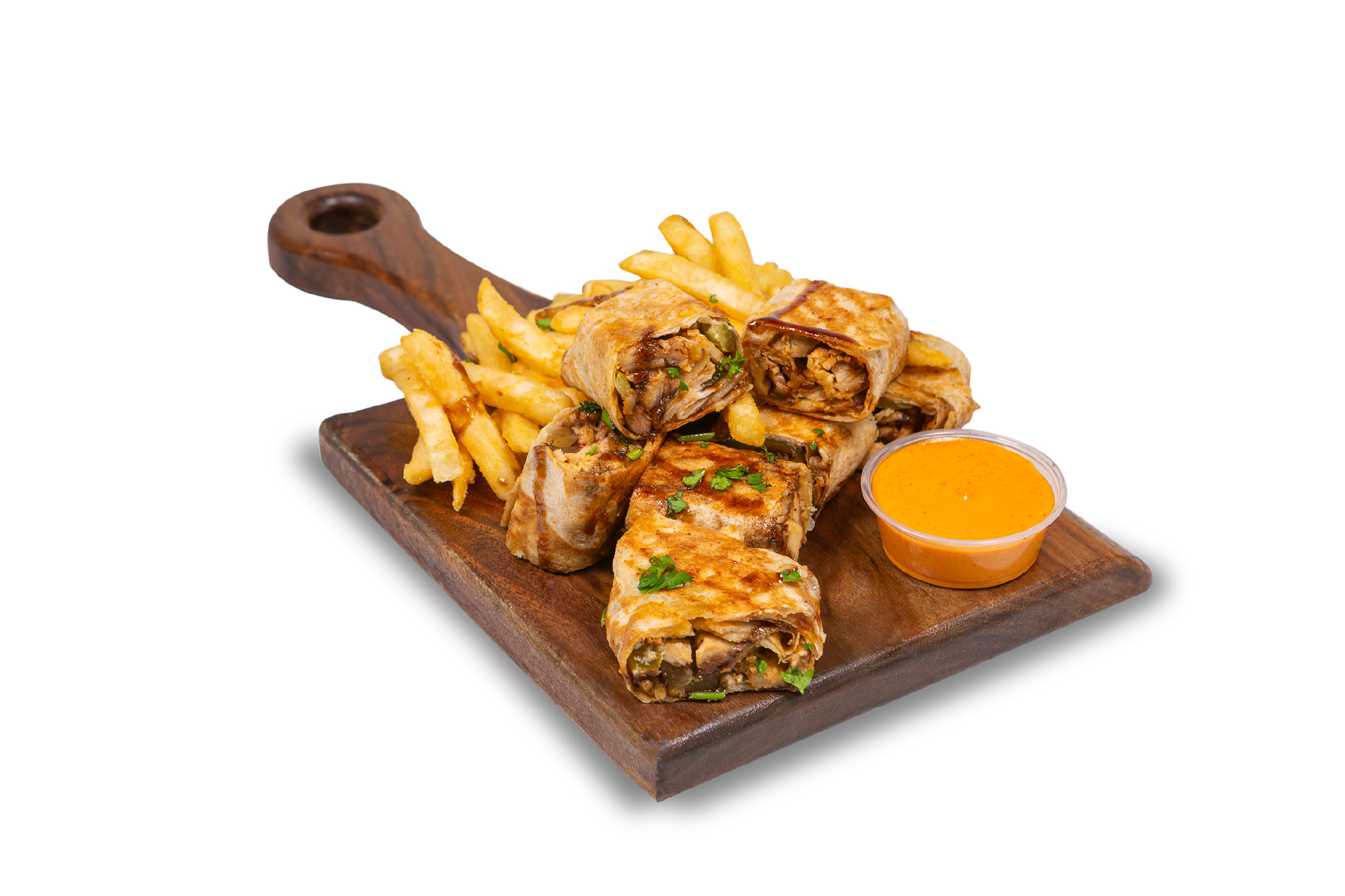 Babaz Restaurant - Wraps