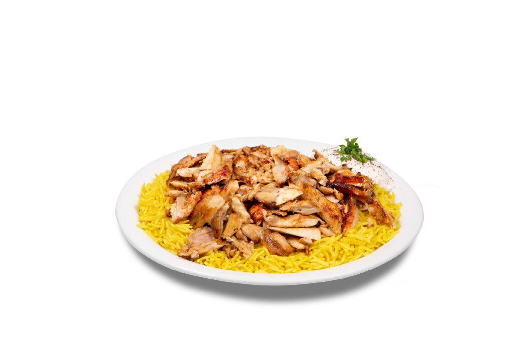 Babaz Restaurant - Rice Bowls
