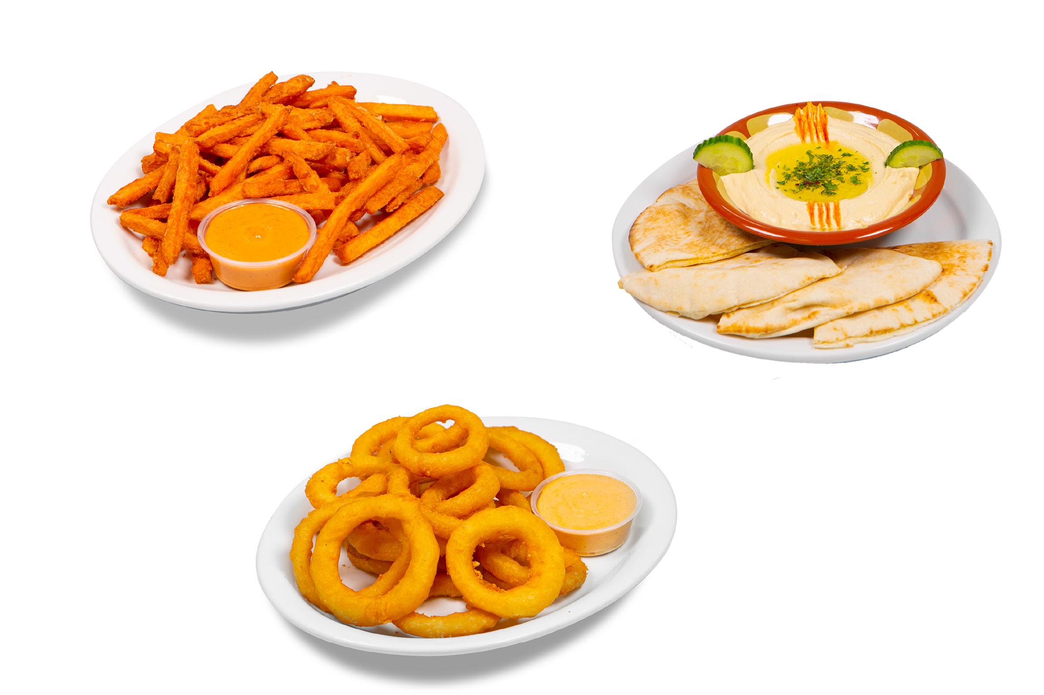 Babaz Restaurant - Side Orders
